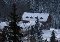 Accommodation in Šumava